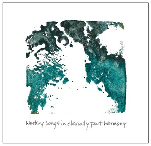 cover of Wintery Songs in Eleventy Part Harmony EP, 2014